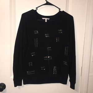 Black Victoria secret sweater